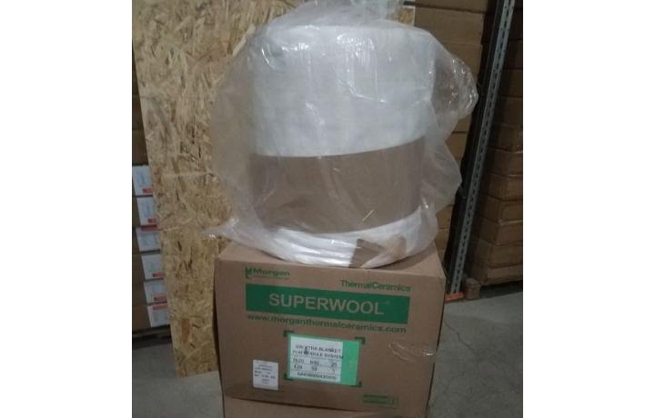 Преимущества применения огнеупорных материалов на основе керамического волокна Superwool Plus