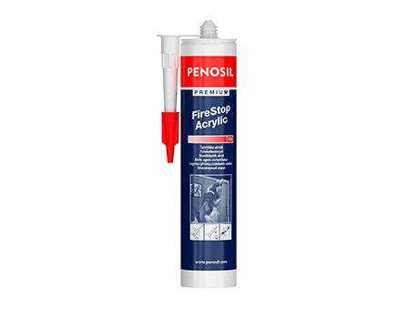 Акриловый огнестойкий герметик PENOSIL Premium FireStop Acrylic