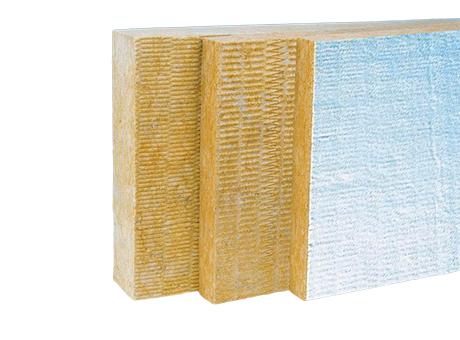 Базальтова плита PAROC Fireplace Slab 90 AL1 30x600x1000 мм