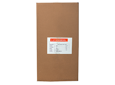 Бумага из керамоволокна LYTX-236B, 1х610х40000 мм, 200 кг/м3