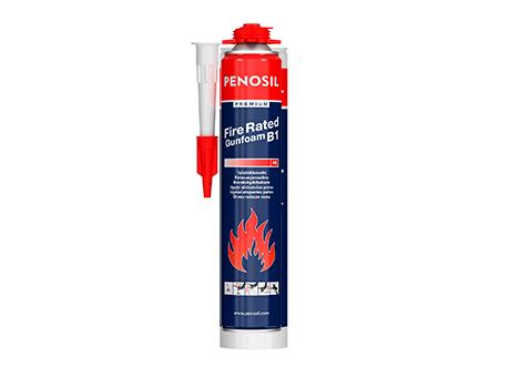 Огнестойкая пена PENOSIL Premium FireRated Gunfoam B1