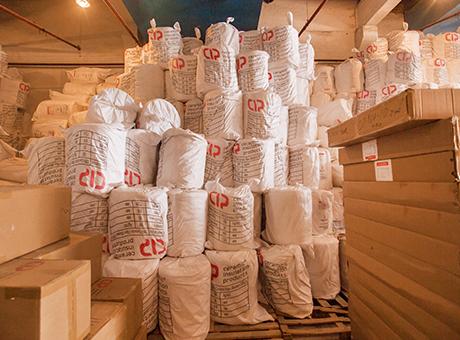 Огнеупорное одеяло (мат) CIP-212 160 кг/м3