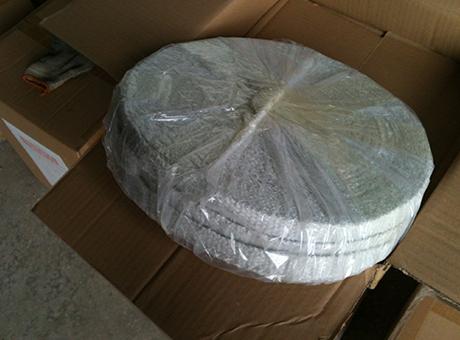 Стрічка з керамічного волокна LYTX-208B2/500 3х20х30000 мм