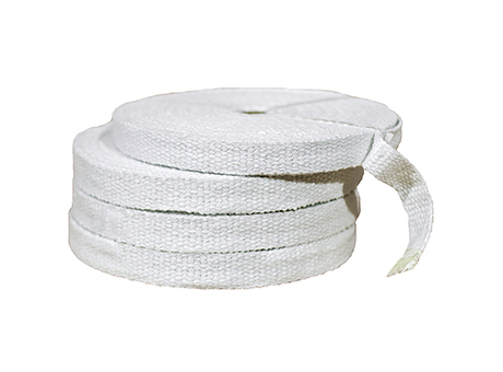 Лента из керамического волокна LYTX-208B2/500 2х30х30000 мм