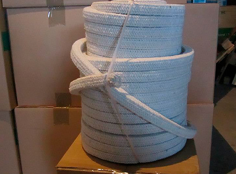 Шнур керамический квадратный CIP-208E2 650 кг/м3 10х10 мм