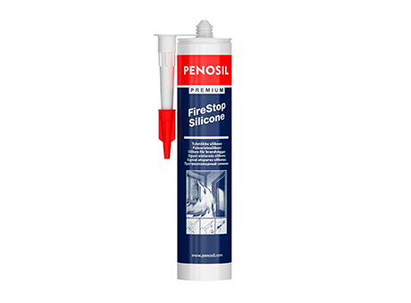 Силиконовый огнестойкий герметик PENOSIL Premium FireStop Silicone