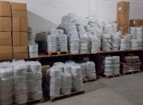 Шнур керамический квадратный CIP-208E2 550 кг/м3